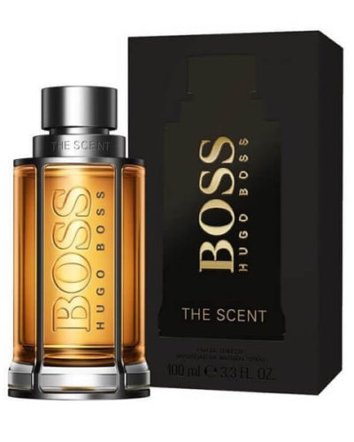 Hugo Boss The Scent Eau De Toilette 100ml