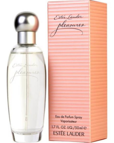 Estee Lauder Pleasures Eau De Parfum 50ml