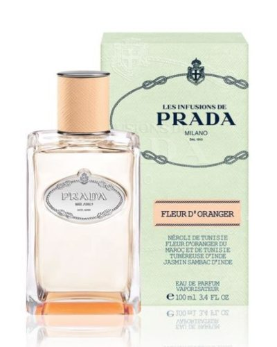 Prada Infusion D'Orange Eau De Parfum 100ml