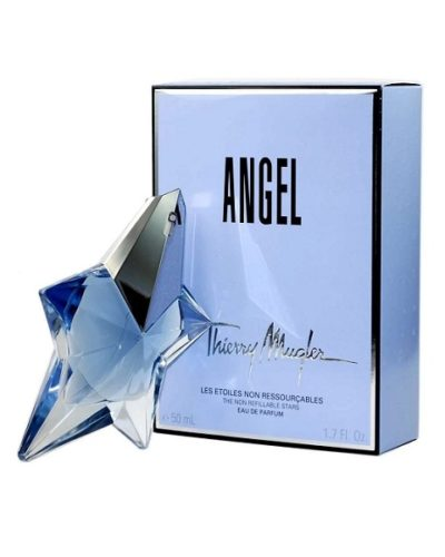 Thierry Mugler Angel Eau De Parfum No Refillable 50ml