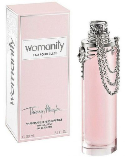 Thierry Mugler Womanity Eau De Parfum 80ml
