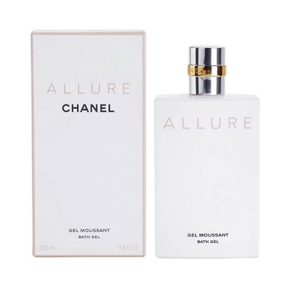 Chanel Allure Bath Gel 200ml