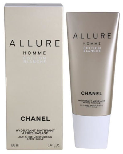Chanel Allure Homme Edition Blanche Anti-Shine Moisturizing After Shave 100ml