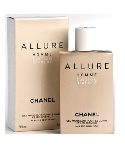 Chanel Allure Homme Edition Blanche Hair & Body Wash 200ml