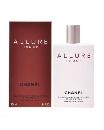 Chanel Allure Homme Hair & Body Wash 200ml