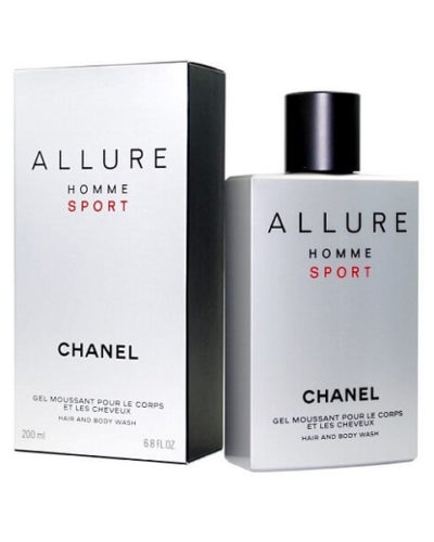 Chanel Allure Homme Sport Hair & Body Wash 200ml