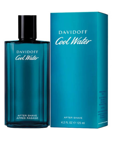 Davidoff Cool Water After Shave 125ml