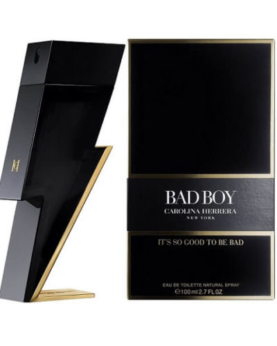 Carolina Herrera Bad Boy Eau de Toilette 100ml