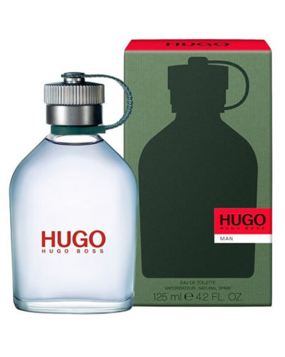 Hugo Boss Man Eau de Toilette 125ml