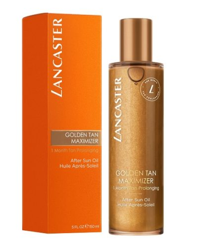 Lancaster Golden Tan Maximizer After Sun Oil 150ml