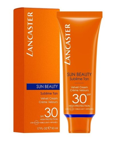 Lancaster Sun Beauty Velvet Cream SPF30 50ml