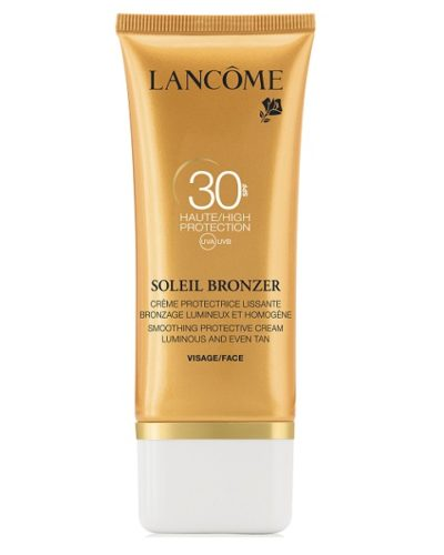 Lancome Soleil Bronzer Smoothing Protective Face Cream SPF30 50ml