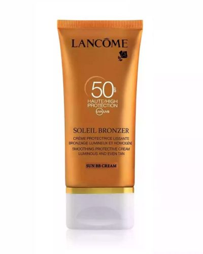 Lancome Soleil Bronzer Smoothing Protective Face Cream SPF50 50ml