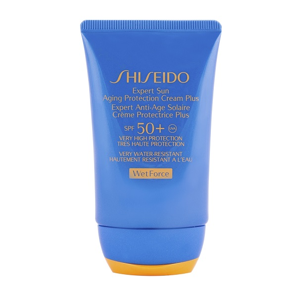 Shiseido Wet Force Expert Sun Aging Protection Cream for Face SPF50 50ml