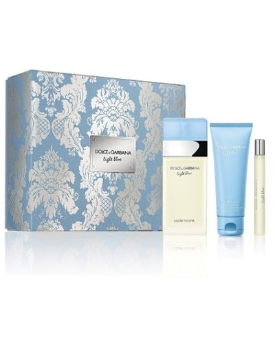 Dolce Gabbana Light Blue Eau de Toilette Set